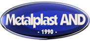 Metalplast AND - medicinska oprema logo