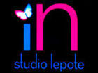 Studio lepote IN logo