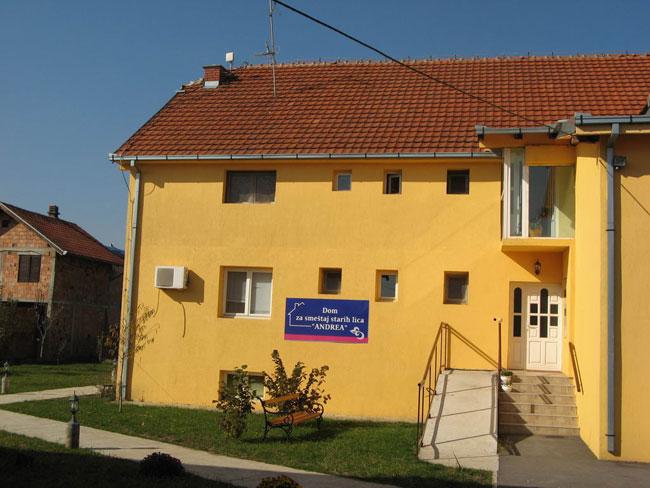 Andrea - dom za smeštaj starih lica · Beograd, Zemun  Portal Srbija
