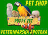 Puppy vet - veterinarska apoteka i pet shop
