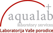 AquaLab Laboratorije logo