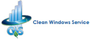 Clean windows servis