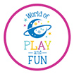 Dečija igraonica World of Play and Fun logo