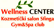 Wellness centar - salon sfinga & gym spa club