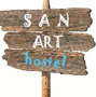 San art floating hostel