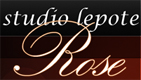 Studio lepote rose