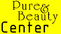 Pure and Beauty Center - salon lepote logo