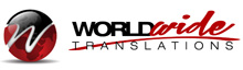 Sudski tumač - Worldwide Translations logo