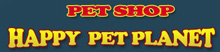 Pet shop happy pet planet
