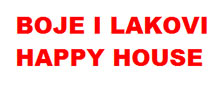 Boje i lakovi Happy House I logo