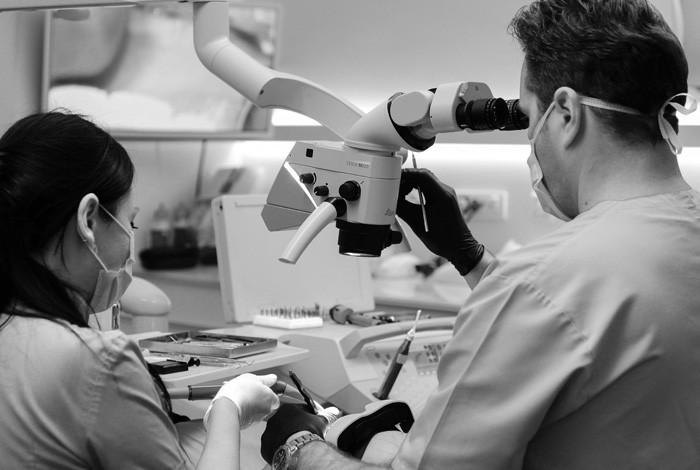 CDEI - Centar za Dentalnu estetiku i Implantologiju - LEČENJE KANALA KORENA - 1
