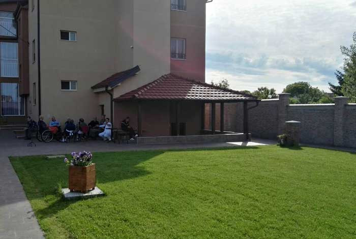 Dom za stare Vila Sveti Nikola - VILA SVETI NIKOLA - 1