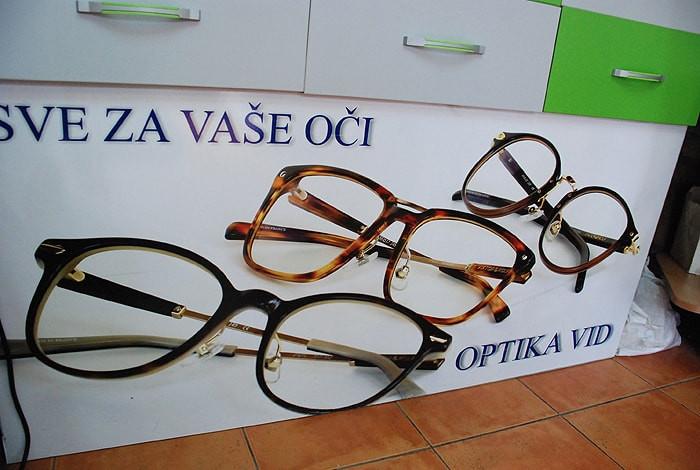 Optičarska radnja Vid - USLUGE - 1