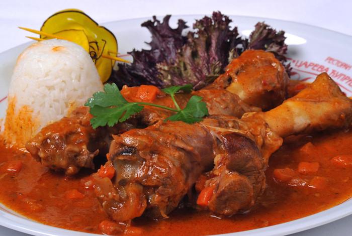 Restoran careva ćuprija - TOPLA PREDJELA - 1