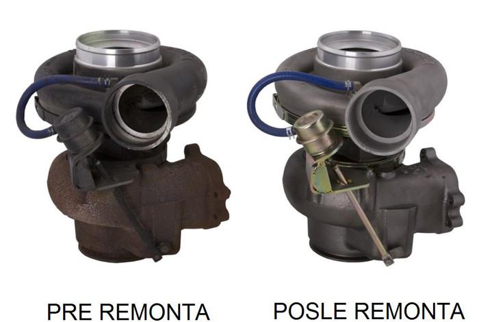Turbo servis - REMONT MOTORA - 1