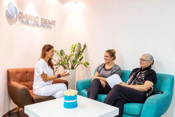 Cvetić Dent stomatološka ordinacija - O NAMA - 1