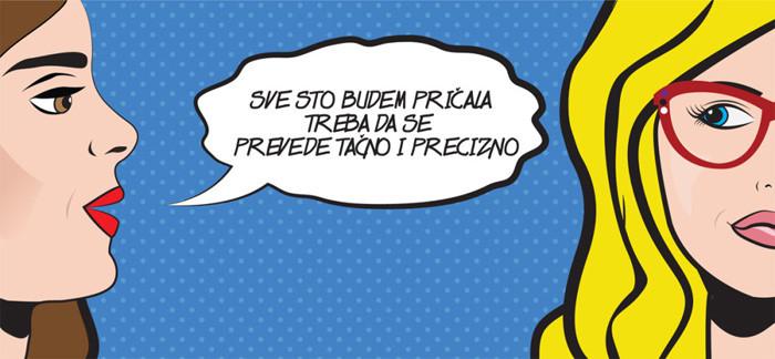 Prevodilica - USMENI PREVODI - 1