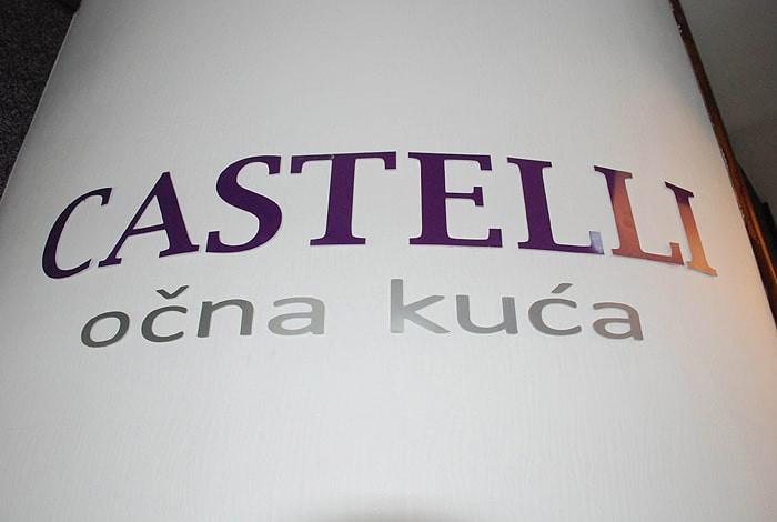 Očna kuća Castelli - KONTAKTNA SOČIVA - 1