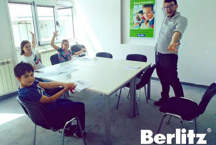 Berlitz - Centar za strane jezike Beograd - CENTAR ZA STRANE JEZIKE BERLITZ - 1