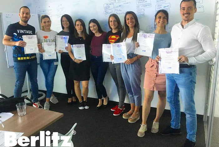Berlitz - Centar za strane jezike Beograd - KURSEVI ZA KOMPANIJE - 1