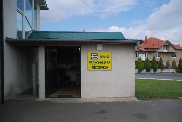Auto kuća boki - KONTROLA I PREGLED TAHOGRAFA - 1