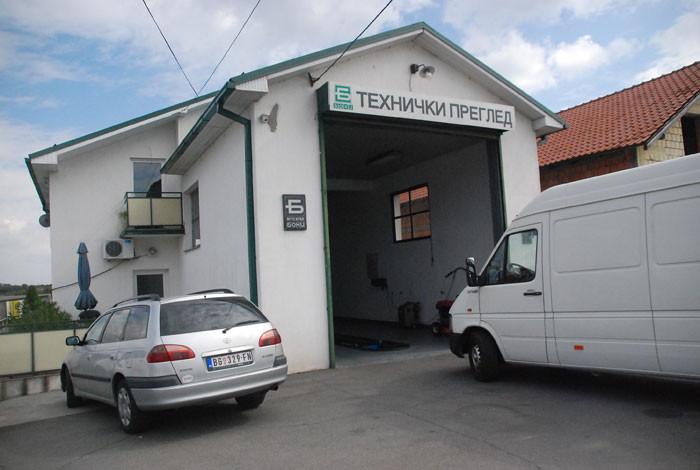Auto kuća boki - TEHNIČKI PREGLED - 1