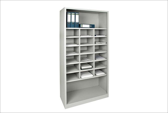 Kancelarijski i industrijski namestaj Office2go - REGALI - 1