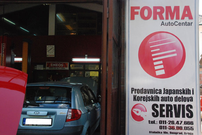 Auto centar Forma - AUTO CENTAR FORMA - 1