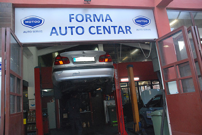 Auto centar Forma - O NAMA - 1