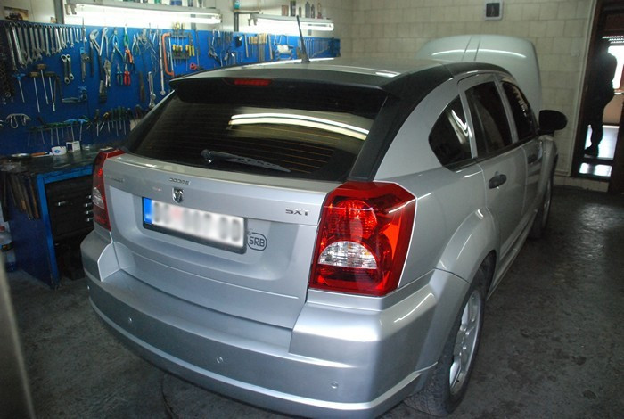 Auto usa - MALI SERVIS - 1