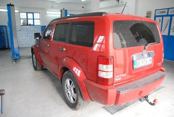 Auto usa - O NAMA - 1