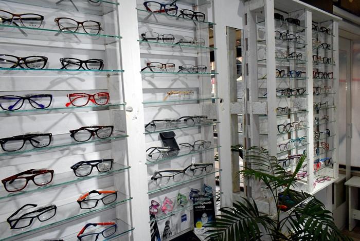 Optičarska radnja Dr Optik - KONTROLNI PREGLEDI - 1