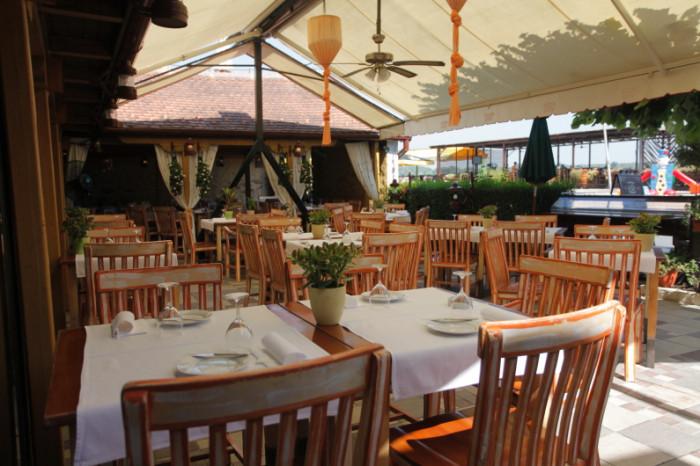Restoran Šaran - BAŠTA I TERASA - 1