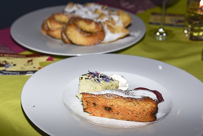 Restoran Šaran - POSLASTICE - 1
