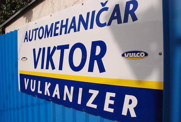 Auto servis Viktor - VULKANIZERSKE USLUGE - 1