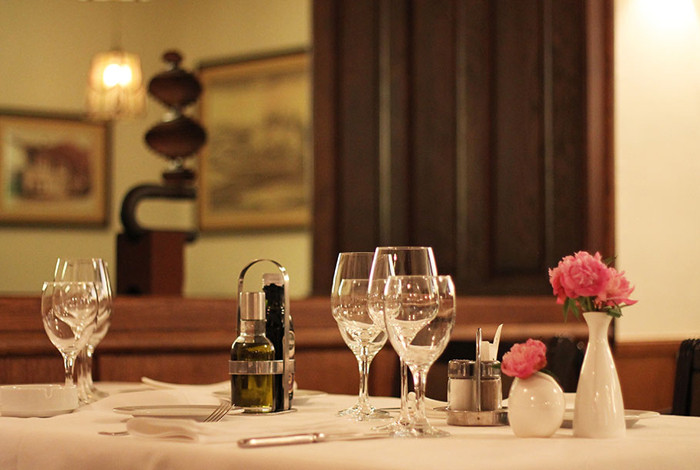 Restoran Klub književnika - PONUDA - 1