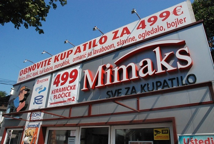 Mimaks - MIMAKS - 1