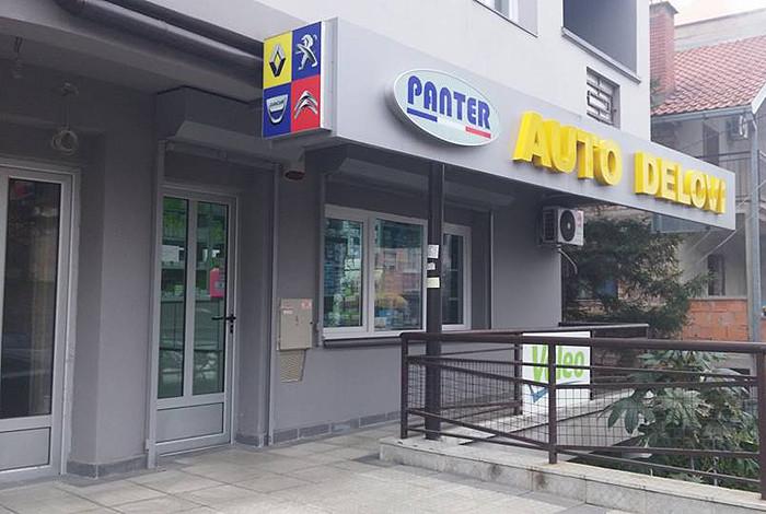 Panter - originalni delovi i servis - PANTER - 1