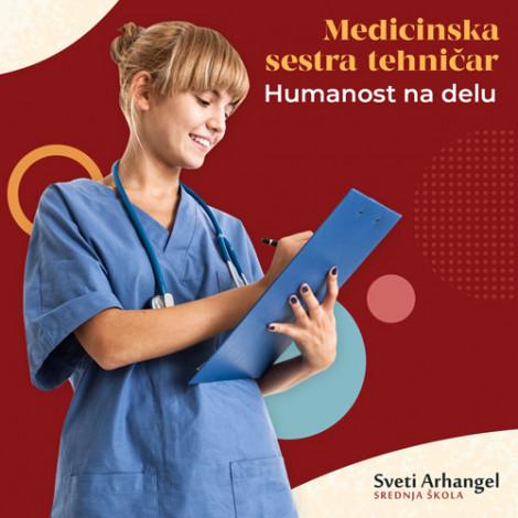 Srednja medicinska škola Sveti Arhangel - ČETVRTI STEPEN STRUČNE SPREME - 1