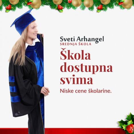 Srednja medicinska škola Sveti Arhangel - TREĆI STEPEN STRUČNE SPREME - 1