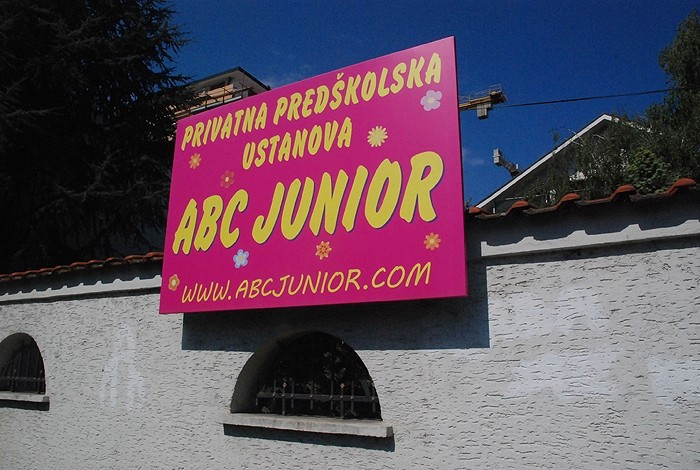 Privatna predškolska ustanova ABC Junior - PRIVATNI VRTIĆ - 1