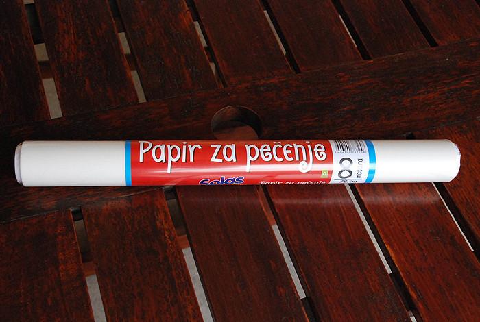 Dan D doo - ALU FOLIJA I PEK PAPIR - 1