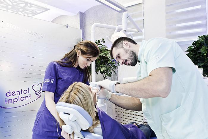 Dental Implant - ESTETSKA STOMATOLOGIJA - 1