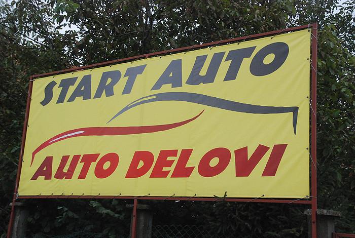 Start auto beograd - POVOLJNE CENE! - 1