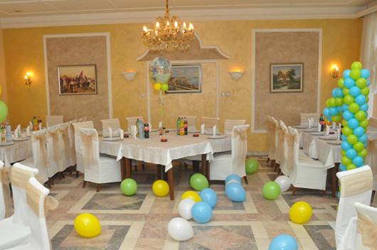Restoran Stara Kapetanija - PROSLAVE - 1