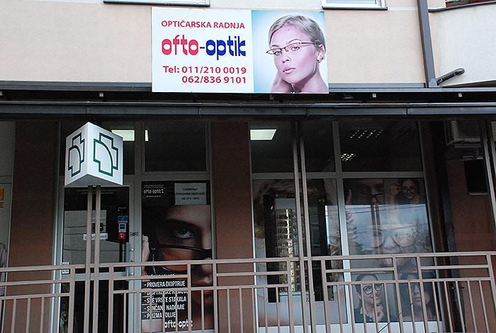 Optika Ofto Optik - OFTO OPTIK - 1