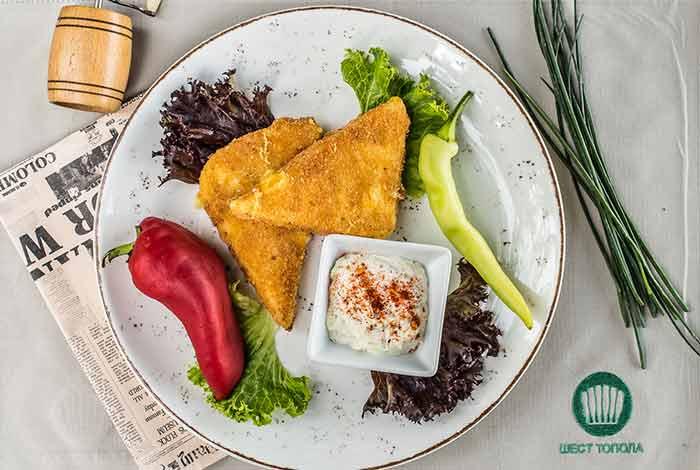 Restoran Šest Topola - BAŠTA - 1