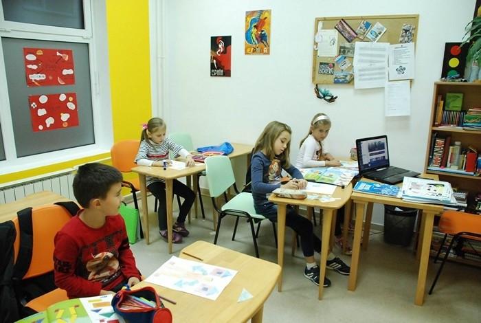 Obrazovni centar Esperanto - KURSEVI ZA DECU: - 1