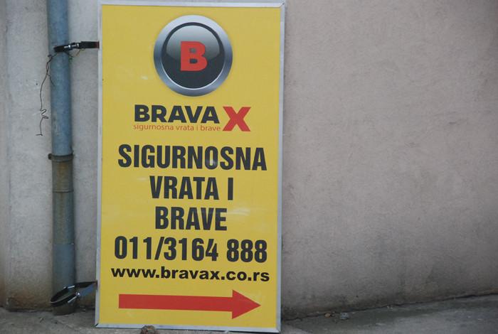 Bravax - BRAVAX - 1