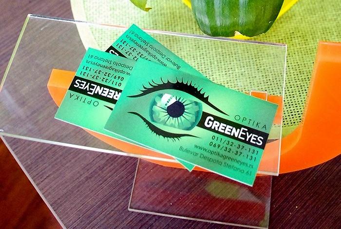 Optika Green Eyes - MOGUĆNOST PLAĆANJA - 1